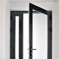 平开门铝合金门窗深圳铝合金门窗**家装断桥铝门窗70平开门