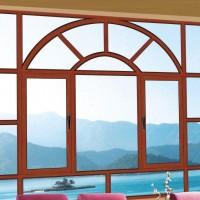 深圳断桥铝合金平开窗 厨房卫生间平开门窗 铝合金门窗价格
