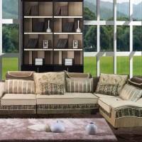 金利源祥门沙发6033布艺沙发厂家   布艺沙发 客厅沙发组合沙发
