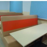 供应运达鸿ydh深圳厂家定做沙发 布艺沙发 酒店沙发 餐厅卡座沙发