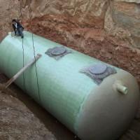 雨水收集池 玻璃钢化粪池 玻璃钢污水处理设备 玻璃钢隔油池 玻璃钢化粪池价格