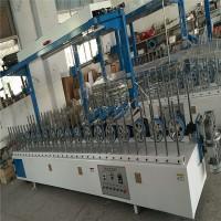 支架可移动式PUR热熔胶包覆机 铝塑型材包覆机精工制造