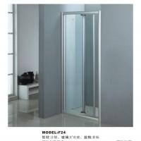 专注20年高端淋浴房生产  折叠淋浴门、折叠屏风门、折叠淋浴房