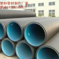 PE排水排污下水管金腾达生产