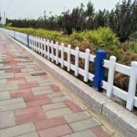 可定做  草坪围栏 U型草坪护栏 花坛护栏施工
